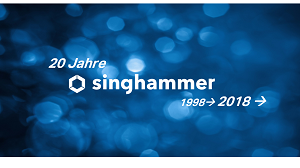 20 Jahre Singhammer IT Consulting AG